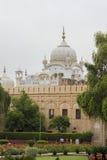 Temple sikh à Lahore photos stock