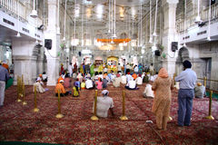 Temple sikh Image stock