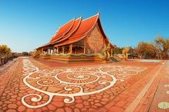 Temple Sirindhorn wararam Royalty Free Stock Image