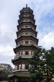 Temple of The Six Banyan Trees Стоковая Фотография RF
