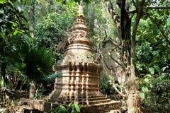 Temple slang. Ancient pagoda at Wat slang Royalty Free Stock Images