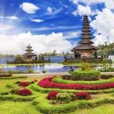 Temple spirituel de Balinese images stock