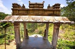Temple on Sri Lanka Royalty Free Stock Image