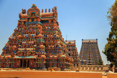 Temple of Sri Ranganathaswamy in Trichy.