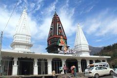 Temple In Srinagar. Royalty Free Stock Photos