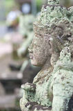 Temple Statue Carving - Bali Stock Image