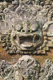 Temple Statue Carving - Bali Stock Images