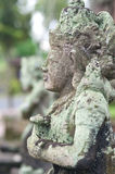 Temple Statue Carving - Bali Stock Photography