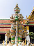Temple Statue Single Royalty Free Stock Images