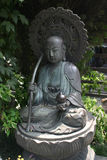 Temple Statue in Tokyo. Asakusa Royalty Free Stock Images