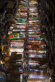 Temple street night market Royalty Free Stock Photo