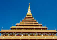 Buddha temple Royalty Free Stock Images