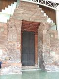 Temple stupéfiant en Indonésie image libre de droits