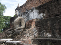 Temple. Sukhothai historical Temple of Thailand Royalty Free Stock Image