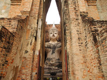 Temple. Sukhothai historical Temple of Thailand Royalty Free Stock Photo