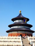 Temple of Sun in Beijing. Tower of temple of sun in Bejing royalty free stock image