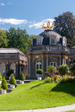 The Temple of the sun - Hermitage Bayreuth Stock Photo