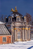 The Temple of the sun - Hermitage Bayreuth Royalty Free Stock Image