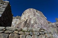 Temple of the Sun - Machu Picchu, Peru