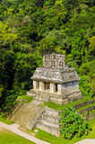Temple of the Sun Royalty Free Stock Photography