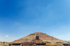 Temple of the Sun Royalty Free Stock Image