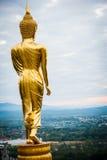Temple sur la montagne Photos libres de droits