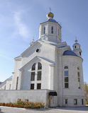 Temple Swiecie. The temple Swiecie in the Krasnoyarsk region, pcisa Stock Photography