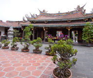 Temple Taiwan Royalty Free Stock Photography