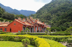 Temple in Taiwan Stock Images