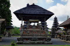 Temple taman ayun Stock Photography