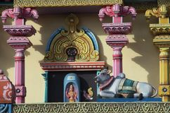 Temple Tamoul Photo libre de droits
