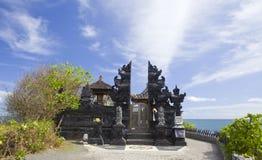 Temple Tanah lot Stock Image