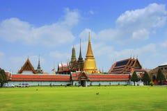 Temple thaï à Bangkok Photos stock