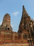 Temple thaï Image libre de droits