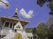 Temple thaï photo stock