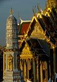 Temple thaï Image stock