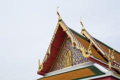 Temple thaï Images libres de droits