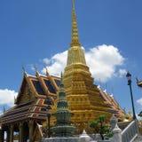 Temple thaï Photographie stock