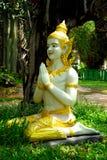 Temple thaï dans le ROI et la province Photographie stock libre de droits