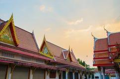 Temple thaïlandais Photo libre de droits