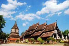 Temple thaïlandais Photo stock