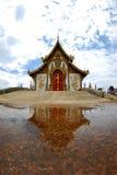 Temple thaïlandais Image libre de droits