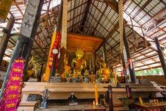 Temple thaïlandais Photographie stock