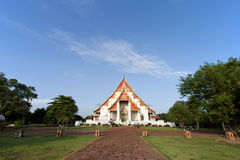 Temple thaïlandais Images stock