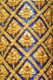 Temple thaïlandais d'hublot Images libres de droits
