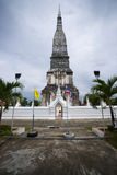 Temple thaïlandais de relique Photo libre de droits