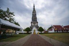 Temple thaïlandais de relique Image libre de droits