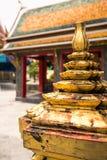 Temple thaïlandais Wat Ratchabophit Images libres de droits