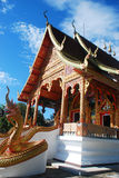 Temple in Thai Royalty Free Stock Images