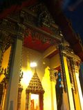 Temple. Thai Church Buddha Buddhism royalty free stock images